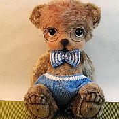 Куклы и игрушки ручной работы. Ярмарка Мастеров - ручная работа Мишка Тедди Маусик. Handmade.