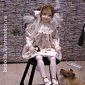 Куклы и игрушки ручной работы. Ярмарка Мастеров - ручная работа Ангелика - пока ещё Ангел.. Handmade.