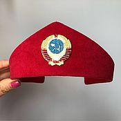 Русский стиль handmade. Livemaster - original item Kokoshnik of the USSR. Handmade.