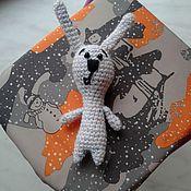 Куклы и игрушки ручной работы. Ярмарка Мастеров - ручная работа Маленький заяц. Handmade.