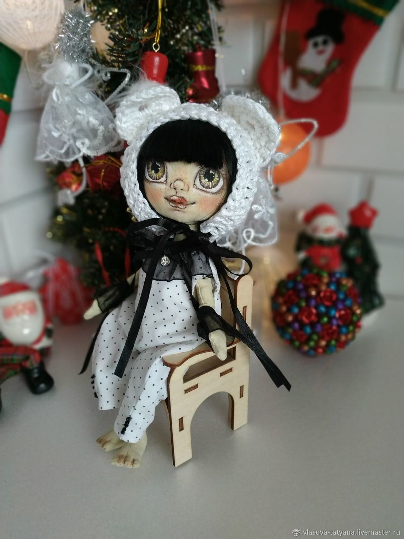 Кукла интерьерная текстильная игровая, Портретная кукла, Ульяновск,  Фото №1