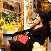 """Одежда ручной работы. Ярмарка Мастеров - ручная работа Авторское платье """"Фламенко"""". Handmade."""