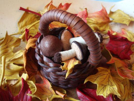 Кукольный дом ручной работы. Ярмарка Мастеров - ручная работа. Купить Осенний антураж для Мишки Тедди. Handmade. Листья