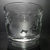 Посуда handmade. Livemaster - original item Garnet Mug. Handmade.