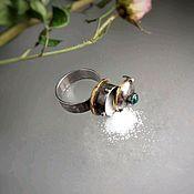 Украшения handmade. Livemaster - original item Ring Mystery. Handmade.
