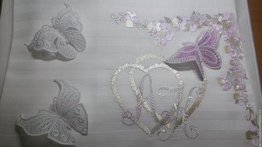 Текстиль, ковры ручной работы. Ярмарка Мастеров - ручная работа. Купить Комплект постельного белья с вышивкой. Handmade. Белый
