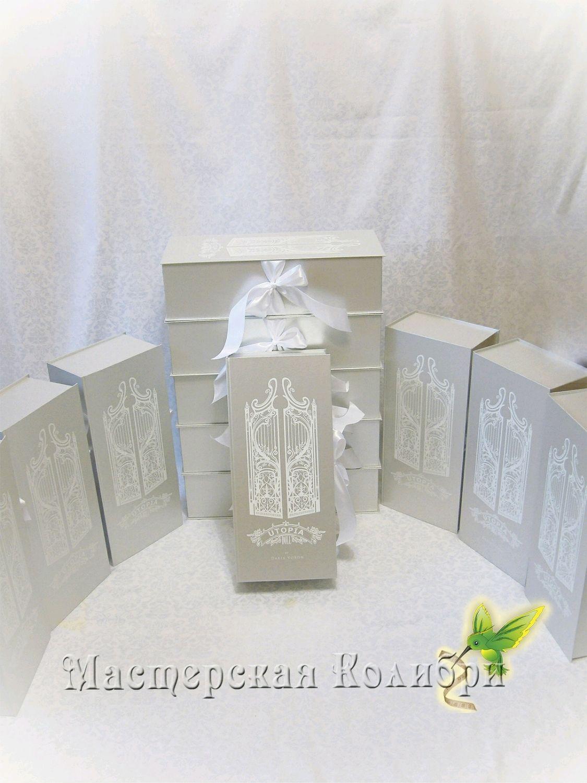 Коробки кукольные серебро, Волосы для кукол, Тверь,  Фото №1