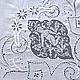 Винтажные предметы интерьера. Заказать Большая итальянская скатерть ручной работы.. Старый Бельевой Шкаф. Ярмарка Мастеров. Ришелье