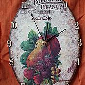 Для дома и интерьера handmade. Livemaster - original item watch