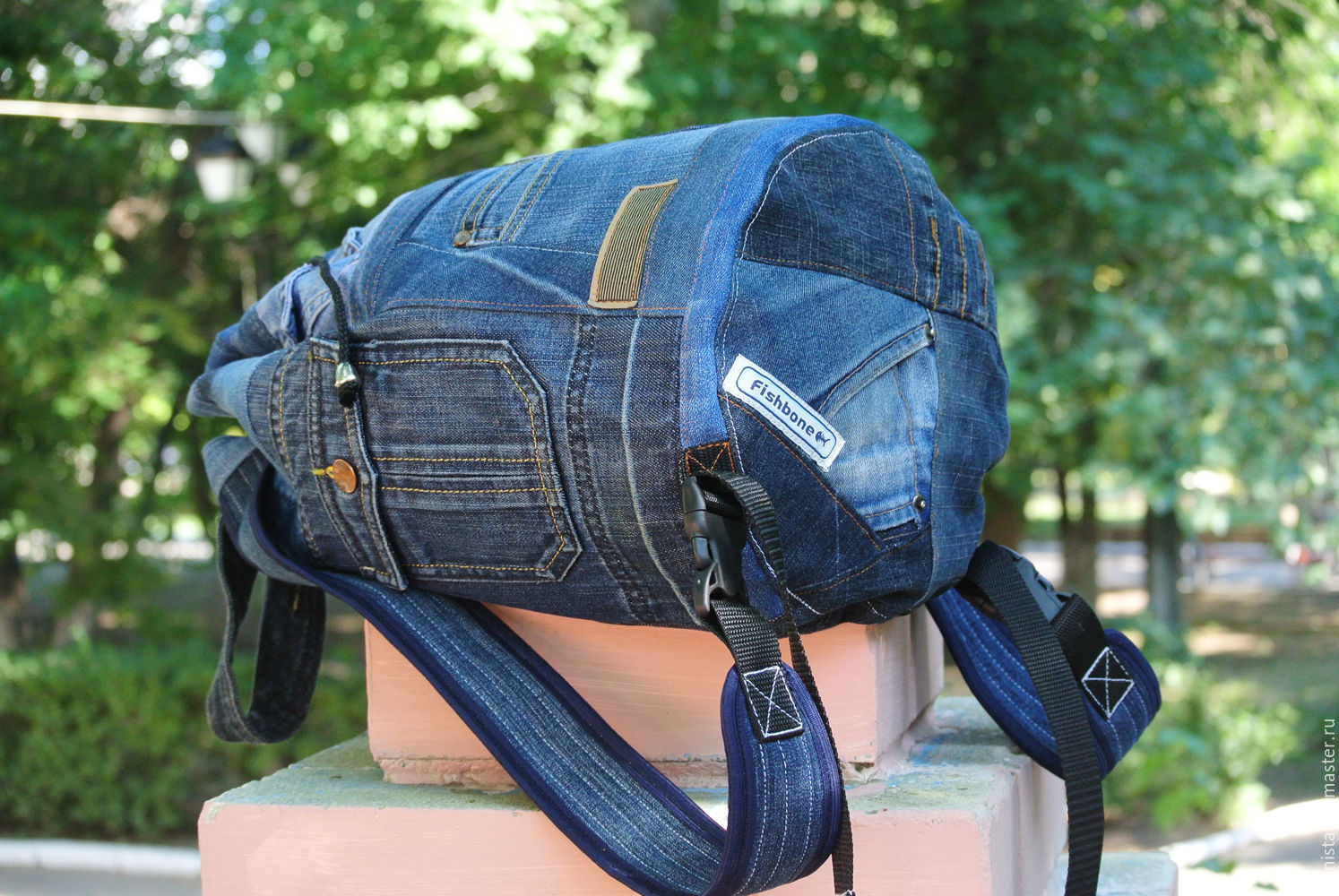 Модели рюкзаков своими руками 98