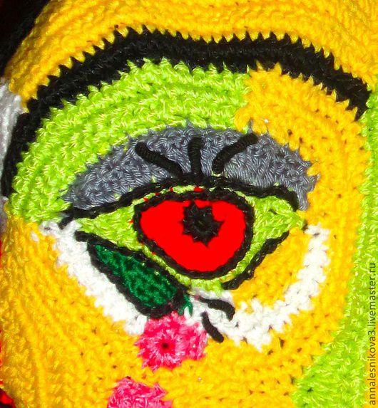 """Рюкзаки ручной работы. Ярмарка Мастеров - ручная работа. Купить Сумка """"Пикассо"""". Handmade. Рисунок, сумка на лето"""
