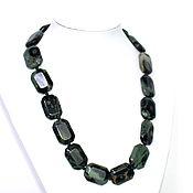 Работы для детей, handmade. Livemaster - original item Beads from natural Jasper