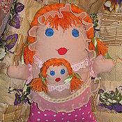 """Для дома и интерьера ручной работы. Ярмарка Мастеров - ручная работа Подушка-игрушка """"Дочки-матери"""". Handmade."""
