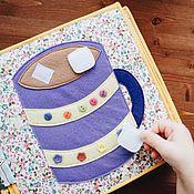 Куклы и игрушки ручной работы. Ярмарка Мастеров - ручная работа Какао и Маршмеллоу. Handmade.