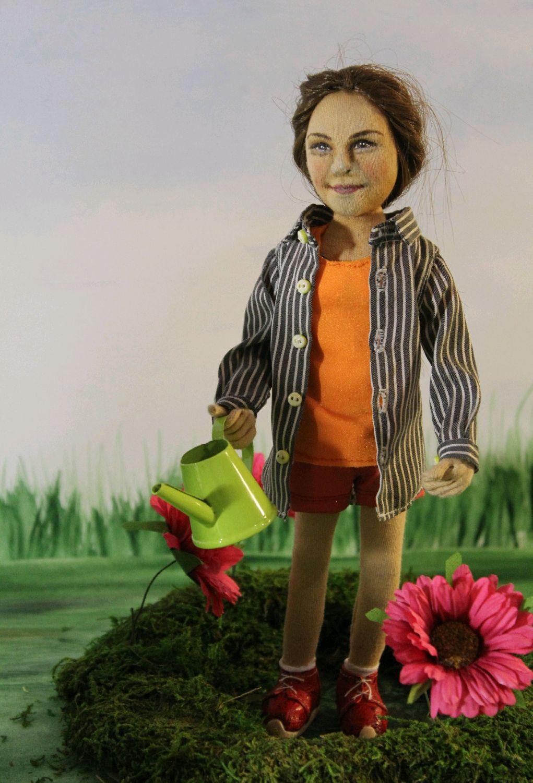 прочувствовать портретная кукла на заказ по фотографии предназначены