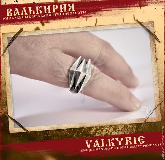 Кулоны и подвески ручной работы  из серебра 925 пробы.Кольцо ведьмак купить. Мастерская Валькирия.