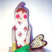 Куклы и игрушки ручной работы. Ярмарка Мастеров - ручная работа Валентина. Handmade.