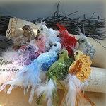 Райские птицы - Ярмарка Мастеров - ручная работа, handmade