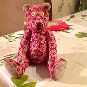 Teddy Bears handmade. Livemaster - original item Author Teddy Bear Keanu. Handmade.