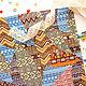 Хлопок 100%. Ткань для шитья, тильд, игрушек, квилтинга, пэчворка, скрапбукинга. Мягкий хлопок. Ткань для творчества. Ивановские ткани. Ситец. Бязь. Купить ткань. Хлопок, геометрия, восточный орнамент