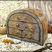 """Для дома и интерьера ручной работы. Ярмарка Мастеров - ручная работа Мини-комод """"La lingere"""". Handmade."""