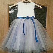 Платья ручной работы. Ярмарка Мастеров - ручная работа Нарядное платье. Handmade.
