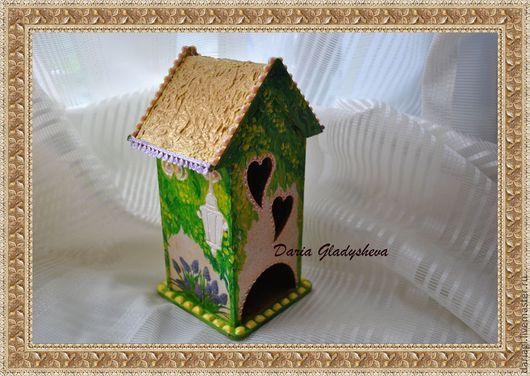 """Кухня ручной работы. Ярмарка Мастеров - ручная работа. Купить Чайный домик """"Сердце юга"""" (мини). Handmade. Чайный домик"""