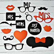 Подарки к праздникам handmade. Livemaster - original item 3! Vocabulatory for wedding photo shoot.. Handmade.