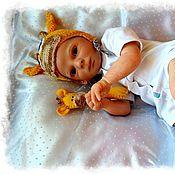 Куклы и игрушки ручной работы. Ярмарка Мастеров - ручная работа Кукла реборн  Realborn Kase Awake. Handmade.