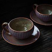 Чайная пара Про глинтвейн и новогодние огни