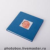 Канцелярские товары ручной работы. Ярмарка Мастеров - ручная работа Фотокниги в  подарок. Handmade.