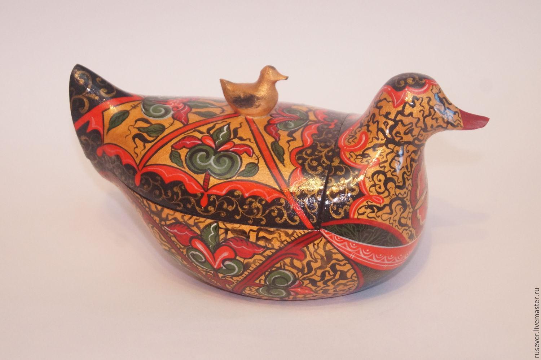Tableware handmade. Salt shaker-Utica \u0027Old\u0027. Russian Folk Painting. & Salt shaker-Utica \
