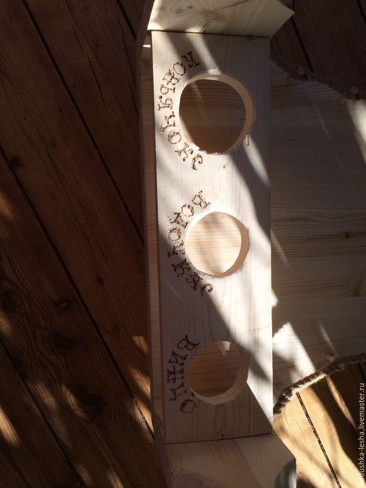 Мебель ручной работы. Ярмарка Мастеров - ручная работа. Купить Стол на колесиках деревянный. Handmade. Бежевый, натуральное дерево, столик