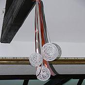 Для дома и интерьера ручной работы. Ярмарка Мастеров - ручная работа Ниточные шары - 7 - 11 см. Handmade.