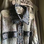 Одежда ручной работы. Ярмарка Мастеров - ручная работа Платье2179 Единство противоположностей. Handmade.