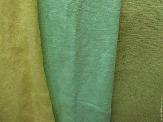 Шитье ручной работы. Ярмарка Мастеров - ручная работа. Купить Ткань лен. Handmade. Лен, постельное