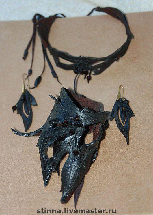 Jewelry Sets handmade. Livemaster - handmade. Buy set 'Openwork'.Jewelry set