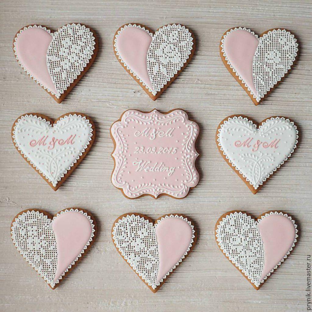 Gingerbread wedding Santorini, Gingerbread Cookies Set, St. Petersburg,  Фото №1