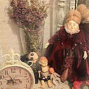 Куклы и игрушки ручной работы. Ярмарка Мастеров - ручная работа Маркиза Пампадур. Handmade.