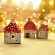 Для дома и интерьера handmade. Livemaster - original item Family New year. Handmade.