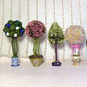 Куклы и игрушки handmade. Livemaster - original item Topiary for the Dollhouse.. Handmade.