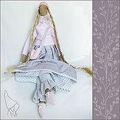 Куклы и игрушки ручной работы. Ярмарка Мастеров - ручная работа Тильда Мона. Handmade.