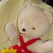 Винтаж ручной работы. Ярмарка Мастеров - ручная работа Винтажный медведь  70-80годы полная реставрация. Handmade.
