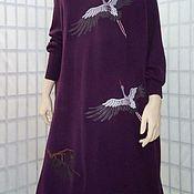 Платья ручной работы. Ярмарка Мастеров - ручная работа Платье оверсайз. Handmade.