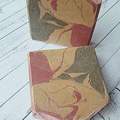 Косметика ручной работы handmade. Livemaster - original item Two for the price of one. Soap on a broth of green tea. Handmade.