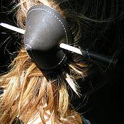 Украшения ручной работы. Ярмарка Мастеров - ручная работа заколки для волос. Handmade.