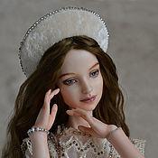 Куклы и игрушки handmade. Livemaster - original item Porcelain BJD doll Princess Olga. Handmade.