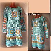 Одежда handmade. Livemaster - original item Dress Harlequin 2. Handmade.