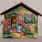 Для дома и интерьера ручной работы. Ярмарка Мастеров - ручная работа Дачное счастье. Handmade.