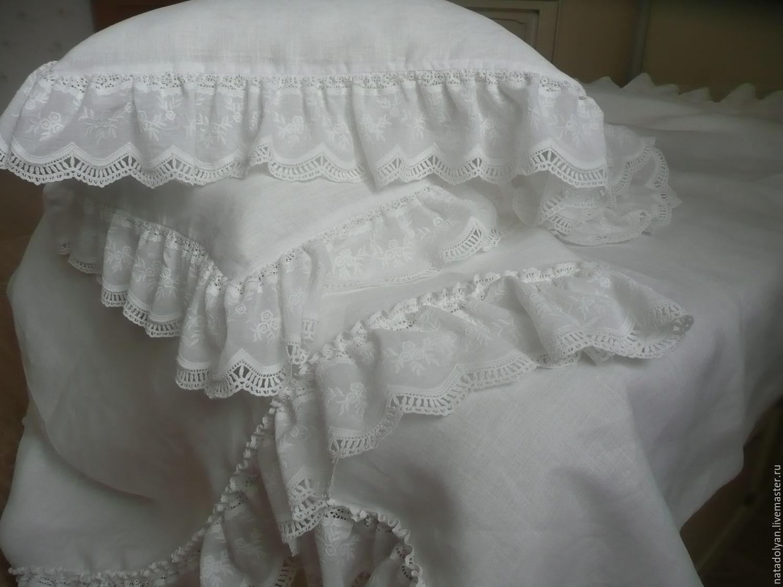 Linen ' Gentle morning', Bedding sets, Ivanovo,  Фото №1